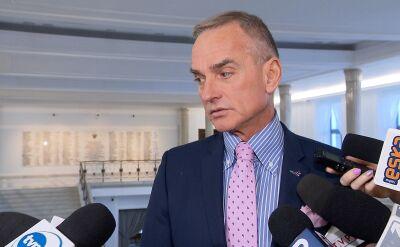 Jackowski: Wstrzymujemy się z opiniami nt. Banasia. Czekamy na raport CBA