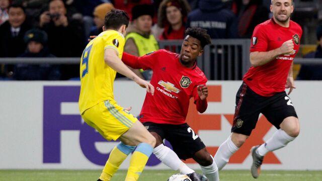 Niespodzianka w Kazachstanie. Manchester United pokonany