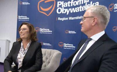 Kidawa-Błońska i Jaśkowiak walczą o głosy przed prawyborami
