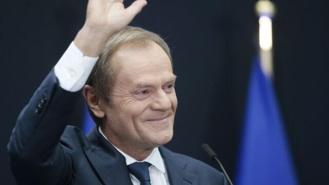 Tusk żegna się z unijnym stanowiskiem. Będzie