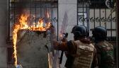 Antyrządowe protesty w Iraku