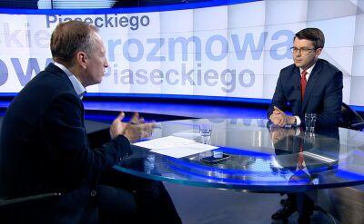 Mueller: premier zaufał ministrowi Ziobrze i nadal mu ufa