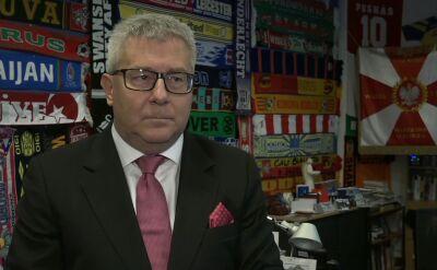 Czarnecki w TVN24: ja nie odwołam swoich krytycznych opinii