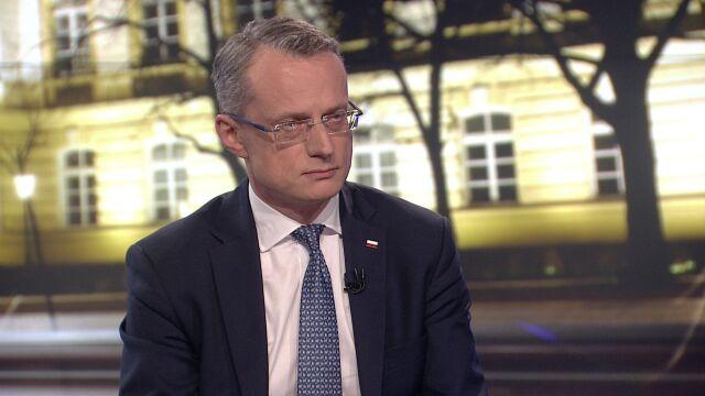 """Marek Magierowski gościem """"Faktów po Faktach"""" TVN24"""