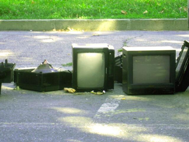 Nie masz telewizora? Jedź do Rzymu