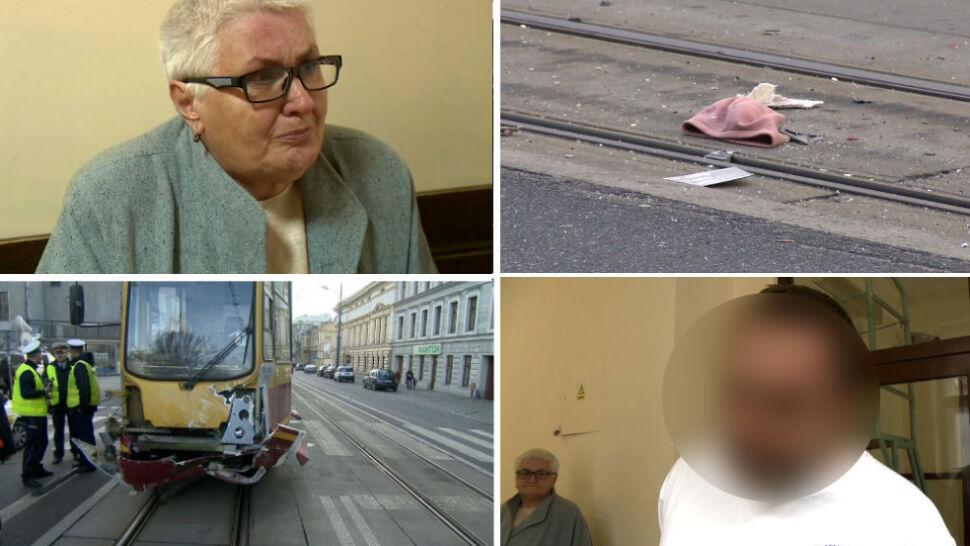 Matka pijanego motorniczego: On zabił te kobiety, powinien siedzieć