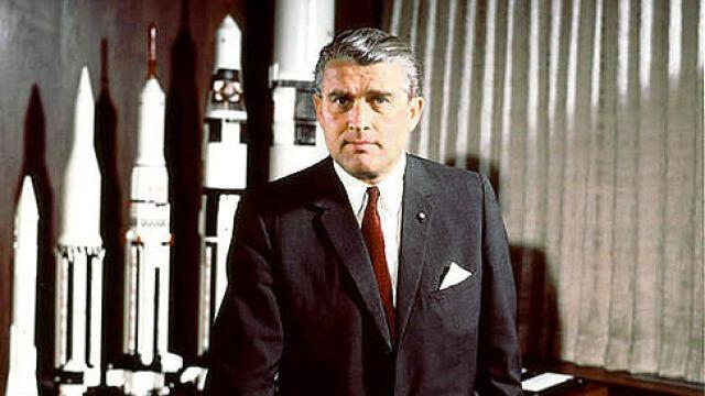 Bez niego Armstrong nie doleciałby na Księżyc. Wcześniej wiernie służył Hitlerowi i III Rzeszy