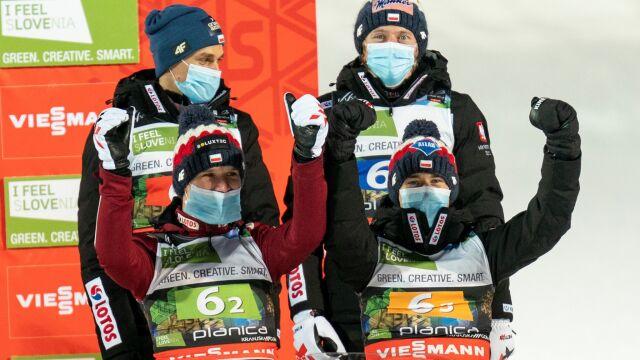 O której dzisiaj skoki drużynowe? Polacy chcą wrócić na podium mistrzostw