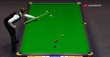 Remis po dziesięciu frejmach w meczu Wilson - Gilbert w ćwierćfinale Masters