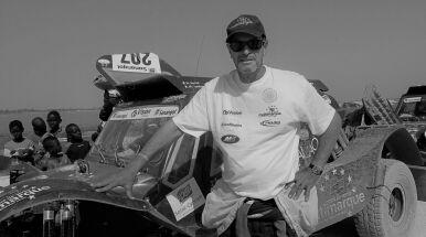 Nie żyje Hubert Auriol, legenda Rajdu Dakar