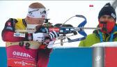 Najlepsza trójka sprintu mężczyzn w Oberhofie