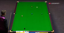 Remis po 1. sesji meczu Wilson - Gilbert w ćwierćfinale Masters