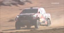 Al-Attiyah wygrał 8. etap Rajdu Dakar w kategorii samochodów