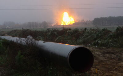 Rzecznik firmy gazowej o przyczynach wybuchu w Wielkopolsce