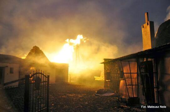 - To co tam zobaczyłem można określić mianem ogromnej tragedii - mówi strażak, który wykonał te zdjęcia