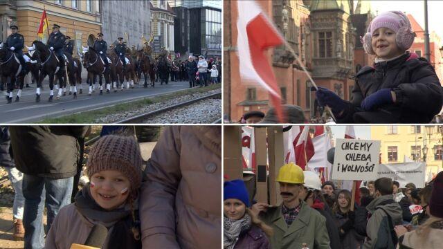 """Radosna Parada Niepodległości: """"Ludzie wiedzą, że to ważne święto, a nie walentynki"""""""