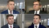 Politycy w Sejmie o sprawie KNF