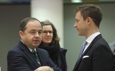 """""""Polska gotowa do lojalnej współpracy"""" z Komisją Europejską i TSUE"""