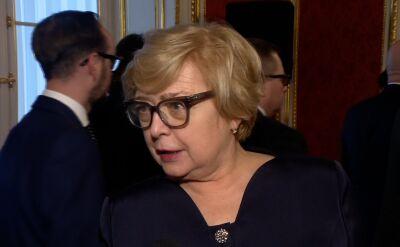 Gersdorf: zmiana ustawy o Sądzie Najwyższym świadczy o jakiejś refleksji władzy