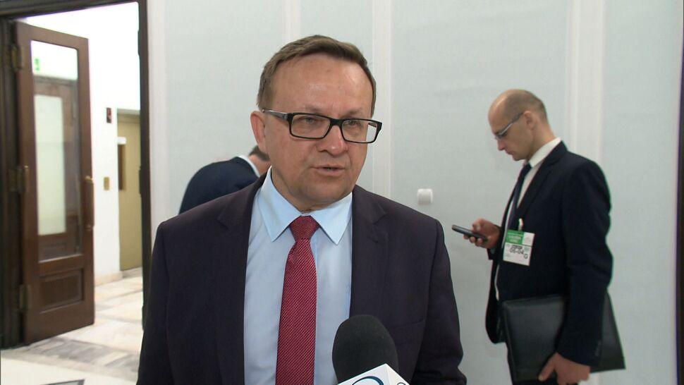 """Poseł PiS zawieszony. Miał """"działać na szkodę"""" partii"""