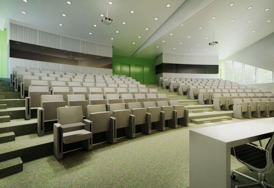 Instytut Biotechnologii to nowoczesne laboratoria i sale wykładowe