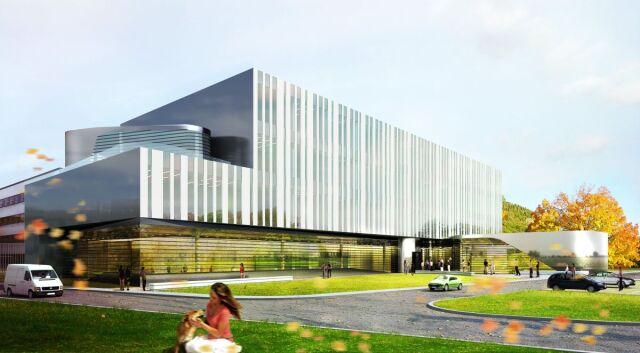 Tak będzie wyglądał Instytut Biotechnologii UG