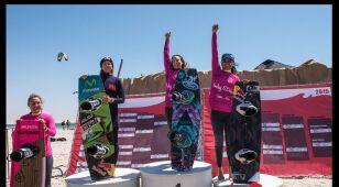 Karolina Winkowska wygrała zawody w Maroku.