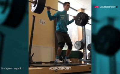 Jakub Wolny o treningach