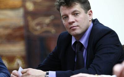 Sencow to najbardziej znany, ale nie jedyny ukraiński więzień polityczny Kremla