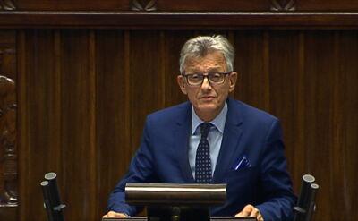 Piotrowicz: prezes TK stał się czołowym politykiem opozycji