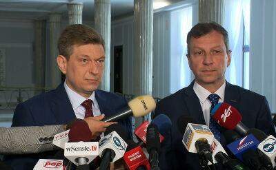 Halicki: dziękujemy tysiącom Polaków, którzy wyrazili swój sprzeciw