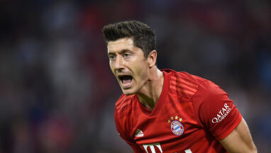 Lewandowski wyróżniony. Innych zawodników Bayernu nie ma