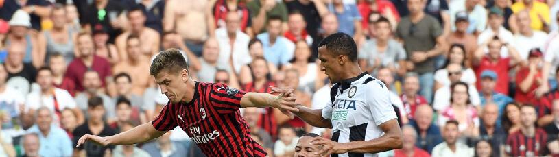 Milan z Piątkiem rozczarowali. Porażka bez celnego strzału