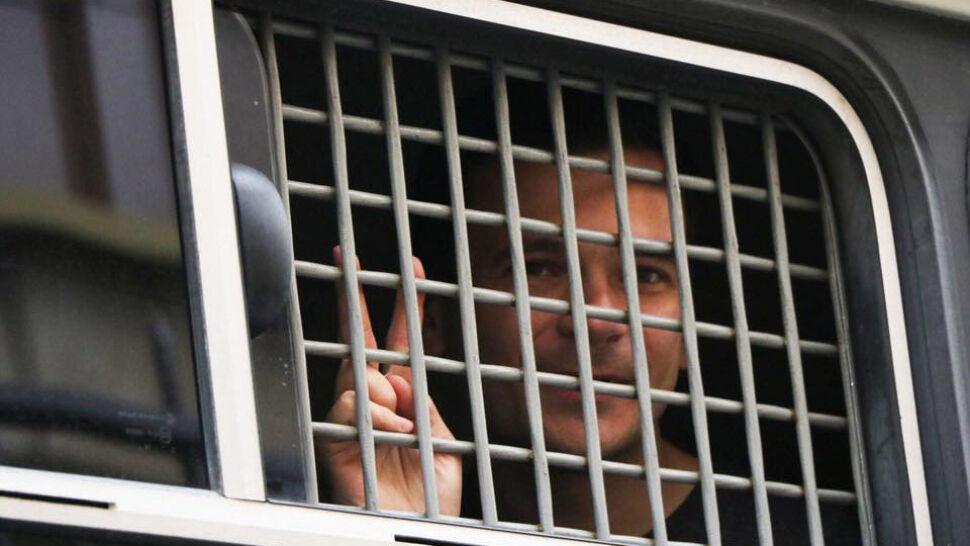 """""""Sędzia zdecydował, że jeszcze się poznęca"""". Jaszyn w ciągu miesiąca cztery razy w areszcie"""