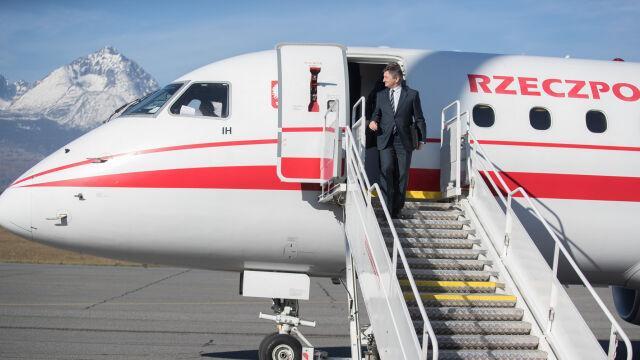 Nowy wykaz lotów Kuchcińskiego. Grzegrzółka: wcześniejszy