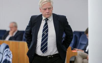 """Mówił o Kuchcińskim """"marszałek niemy"""". Senator Bobko nie będzie kandydował w wyborach"""