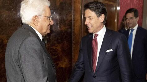 Premier Włoch podał się do dymisji. Wicepremier: dziękuję i nareszcie