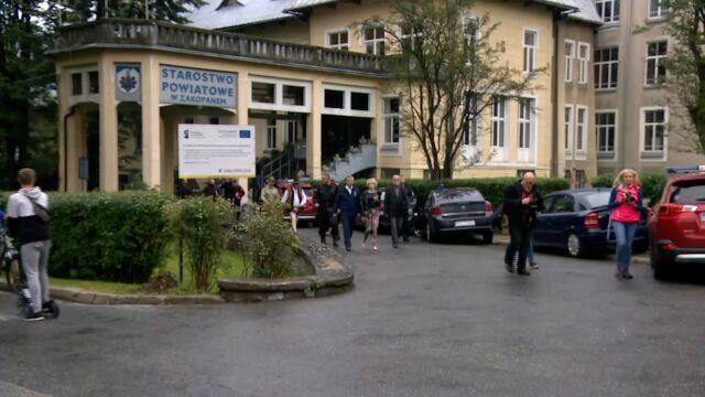 Uruchomienie infolinii dla rodzin poszkodowanych w Tatrach