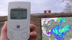 Tak mogła przemieszczać się chmura radioaktywna z rosyjskiego poligonu