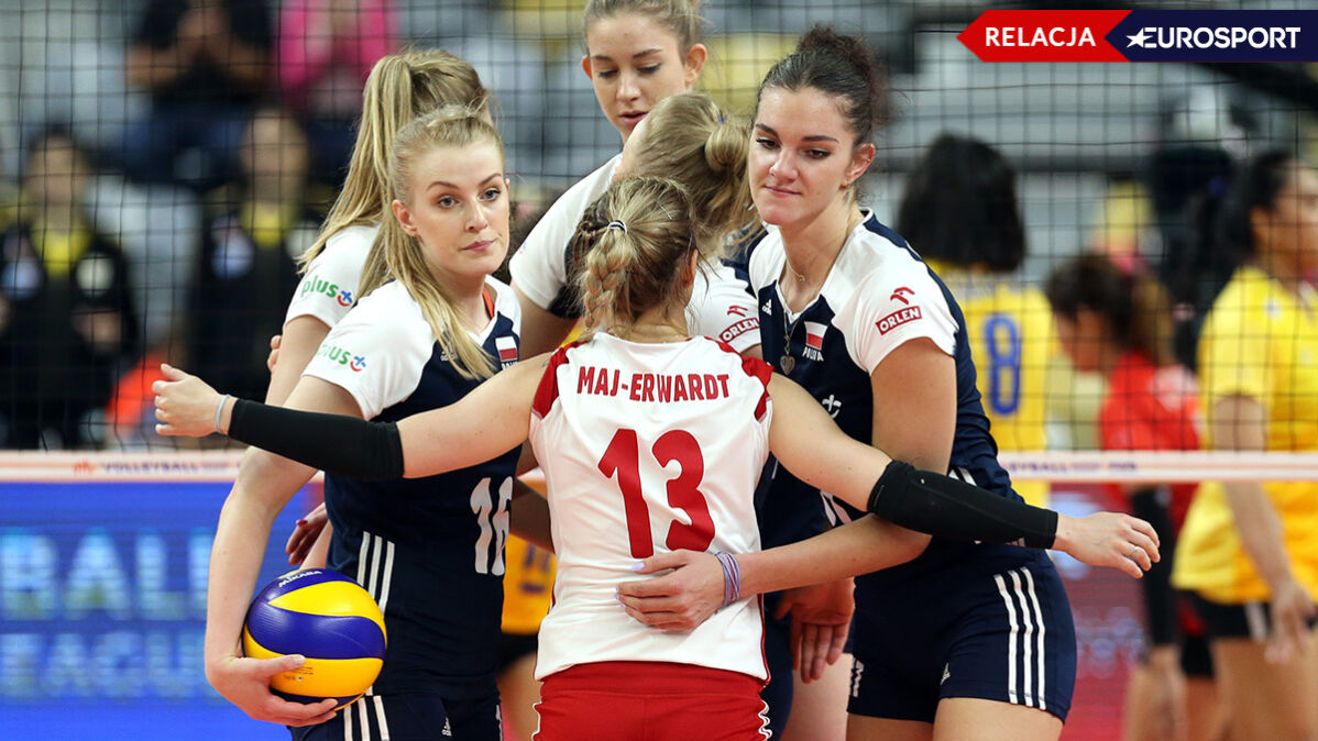 Polki kontynuują dobrą serię. Od wygranej ze Słowenią dzieli je jeden set