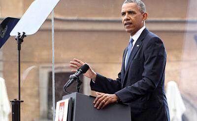 Obama: Każdy naród ma prawo do wolności i wyznaczania swojego kursu