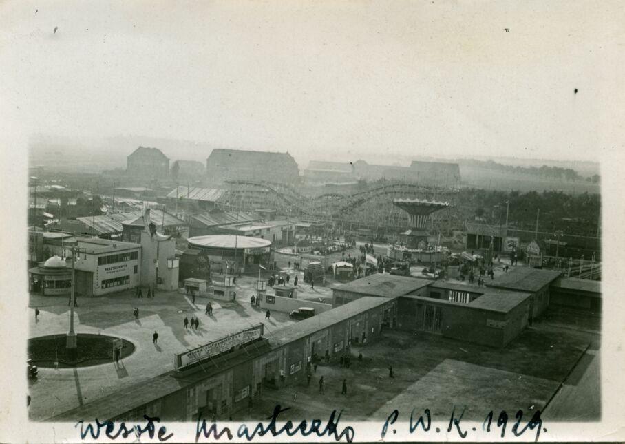 Tereny historyczne Pewuki z 1929 roku