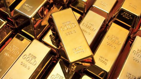 Cena złota w górę. Kurs najwyżej od ponad pięciu lat