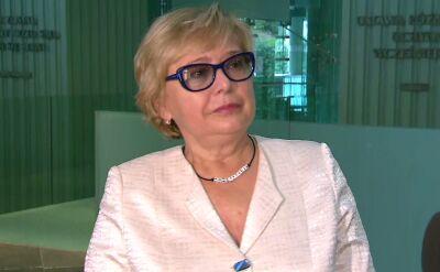 Prof. Małgorzata Gersdorf komentuje skargę nadzwyczajną prokuratora generalnego