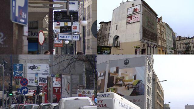 """Kontrola reklam w Poznaniu. """"93 procent nielegalnych"""""""