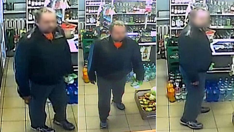 Napadł z siekierą na sklep, szukali go, mieli monitoring. Trzy miesiące później zabił matkę