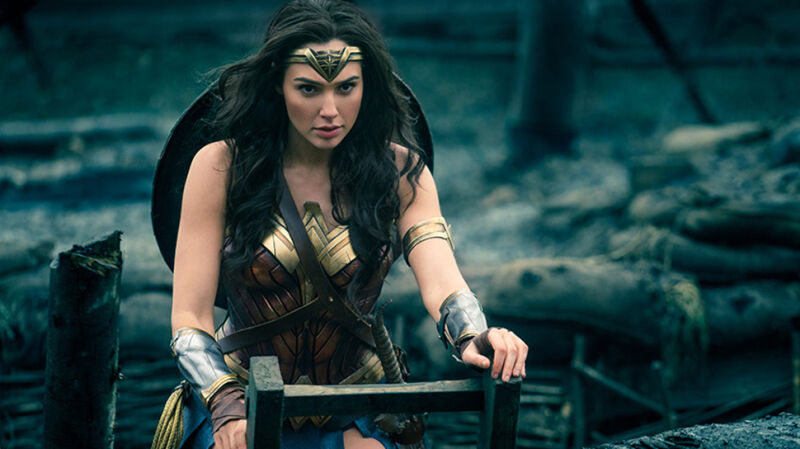 """Wonder Woman"" podbija świat"