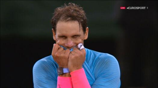 Nadal wygrał Roland Garros 2020