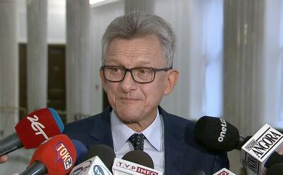 """""""Proszę się tak nie spieszyć"""". Sejm o TK tuż przed północą"""