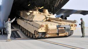 Chcą kupić ponad sto amerykańskich czołgów. Pekin zaniepokojony